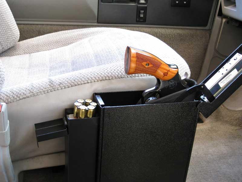 best truck gun safe