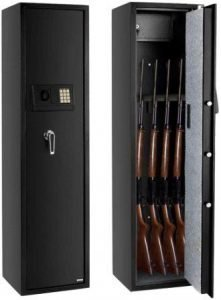 gun safe under 600$