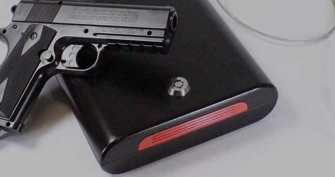 best car gun safe