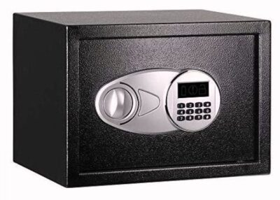 Amazon Basics Gun Safe