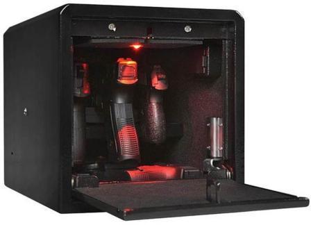 best pistol safe under $300
