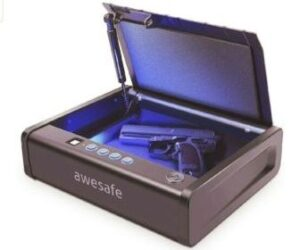 best gun safe for child safety