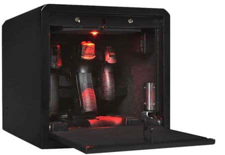 stealth handgun safe