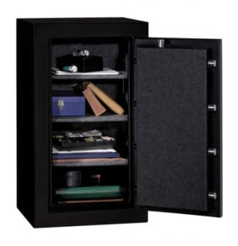fireproof and waterproof gun safe