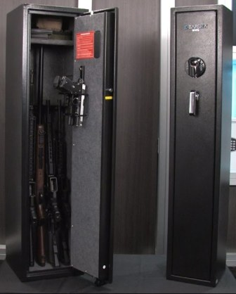 barska gun safe review