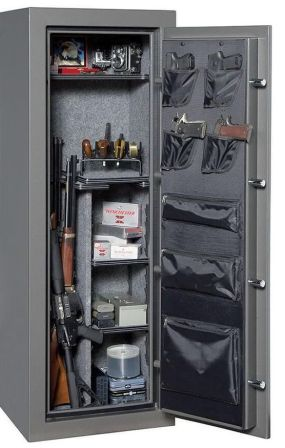 doj approved gun safes