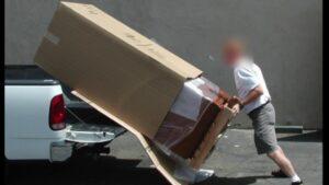 How to move a 1000 lb gun safe
