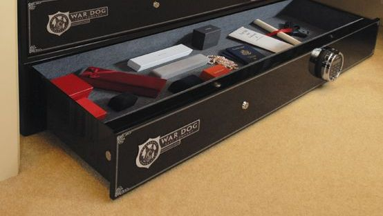 best underbed gun safe