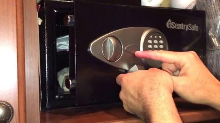 how to break into a gun safe