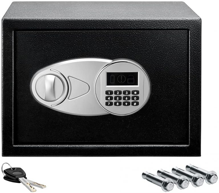 how to open amazon safe without a key