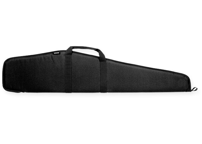 Can you store a rifle in a soft case
